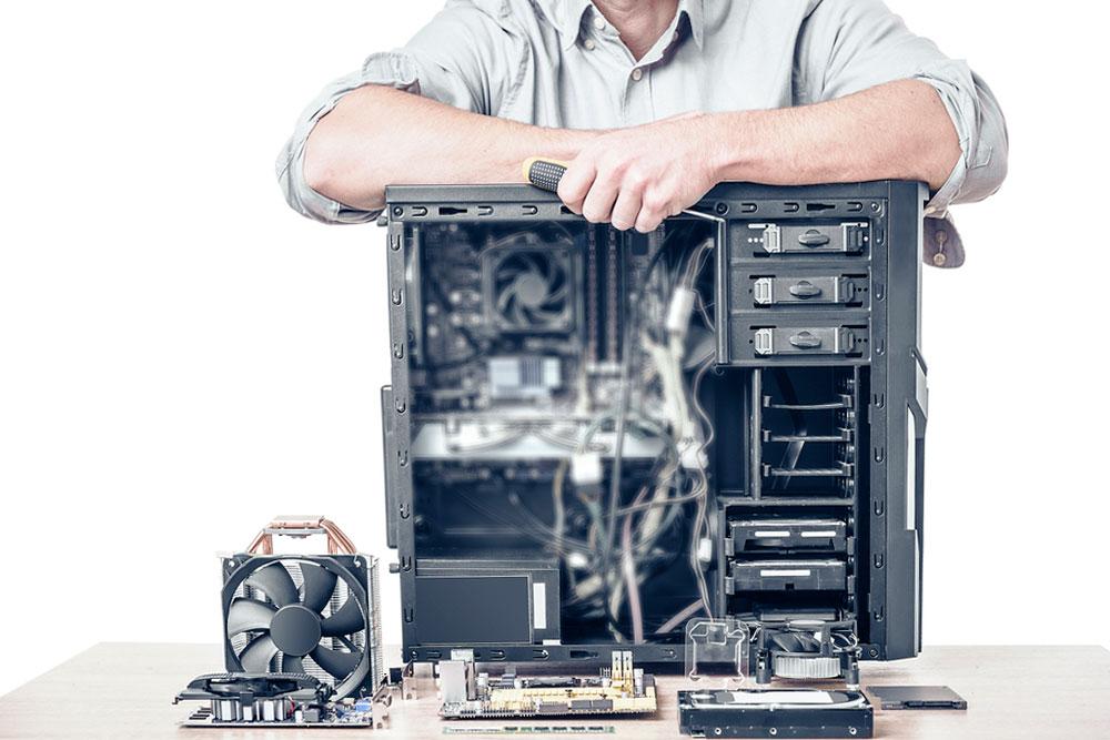 как сделать ремонт компьютера своими руками