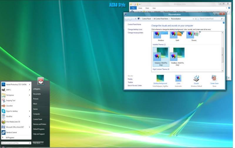 Доработанный Windows Explorer